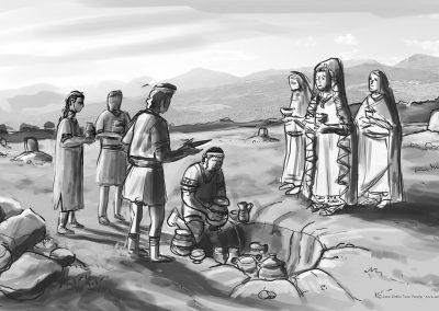 02-ilustracion-enterramiento-ibero-museo-muvvel