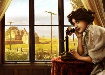 Historia del teléfono, Phone's history