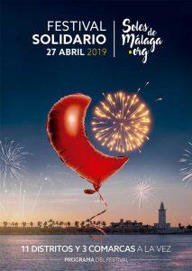 Festival Solidario Soles de Málaga Campaña, Solidarity Festival Soles de Málaga Advertising campaign