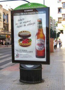 Primera Edición Ruta Exquisita Cerveza Victoria, First Edition Exquisite Victoria Beer Route.